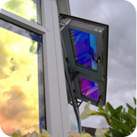 Dichroic Window Film